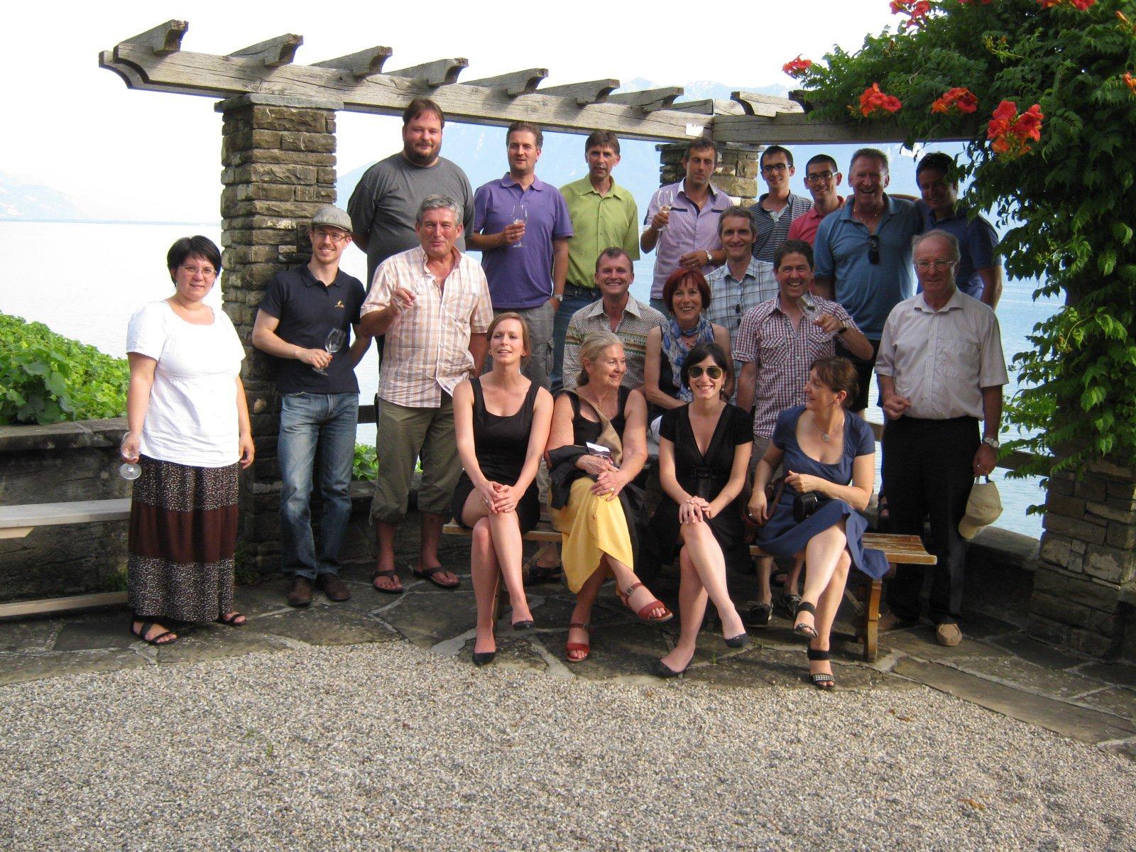 Lavaux, luglio 2010