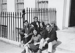 Londra, LSE, 1968