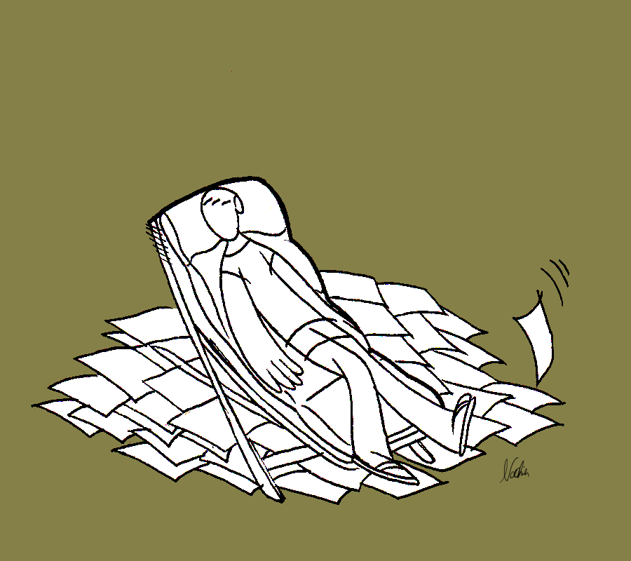 Sleep becomes a circular issue in people experiencing burnout. Stress can cause a lack of sleep, which can contribute to burnout. Burnout can affect your quality of sleep.
