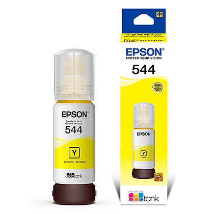 Tinta Epson 544 Amarilla