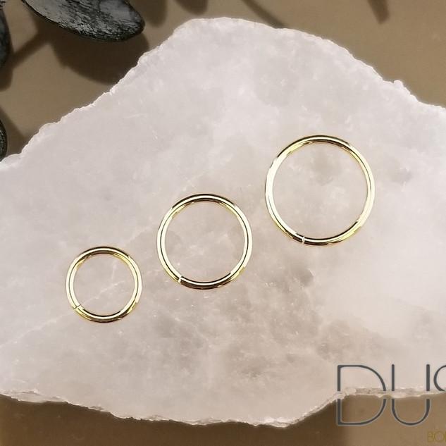 Seam Rings