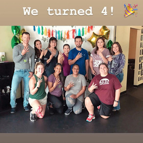 ICYMI: Fit Therapy of Texas turned 4!