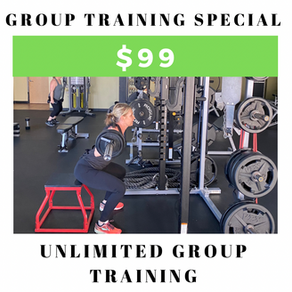 New, Redesigned Small Group Training at Fit Therapy of Texas