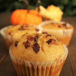 Recipe: Pumpkin Chocolate Chip Muffins
