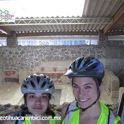 Pintura Mural Teotihuacán