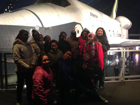 TYWLS @ The Intrepid Museum