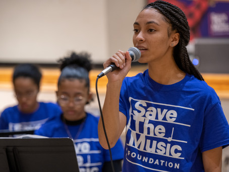 "TYWLS showcase talent at VH1 ""Save the Music"" Event"