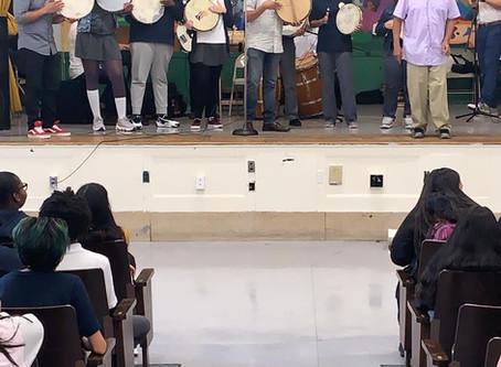 Hispanic and Latino Heritage Month Performance