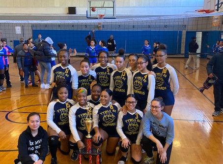 TYWLS Volleyball makes Finals