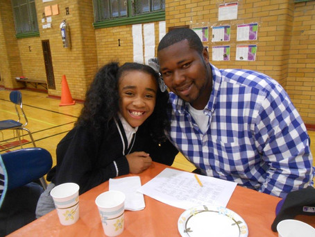 Donuts with Dad 2014