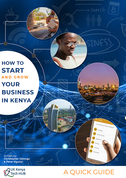 Start and Grow your Business in Kenya E-