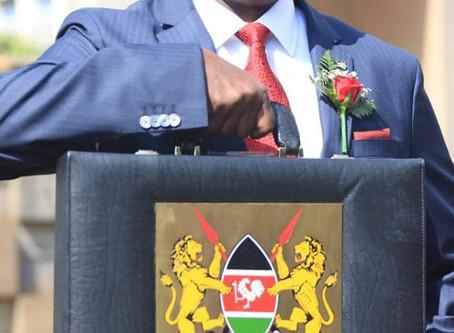 Kenya National Budget Highlights 2020/2021 by SNDBX Experts