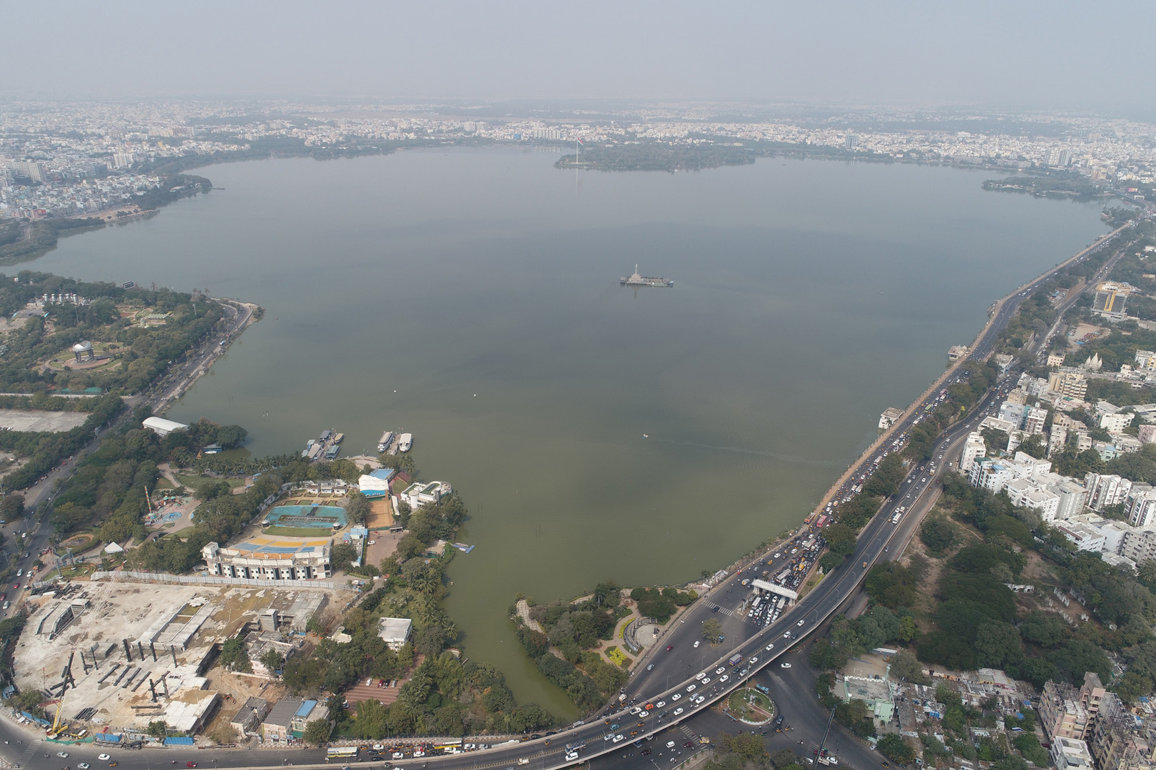 Day Time Birds Eye - Hussain Sagar.jpg