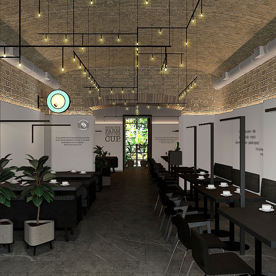 дизайн ресторана в санкт-петербурге