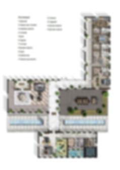 план загородного дома 1000 кв.м.