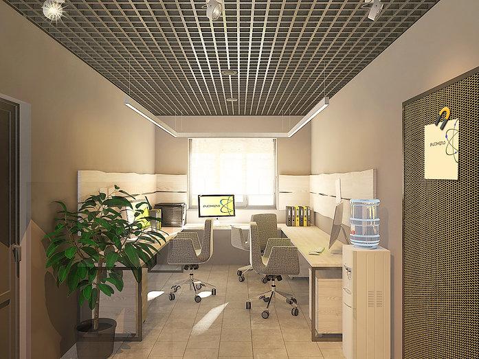 Дизайн офиса в Спб