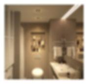 Модная ванная. Керамогранит Italon