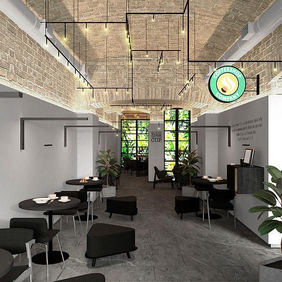 coffeeshop company в санкт-петербурге