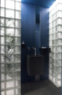 дизайн туалета в ресторане