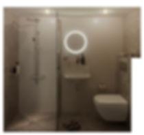 Дизайн санузла в отеле