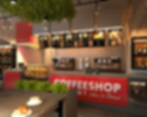 Дизайн кофейни, дизайн кафе, дизайн ресторана