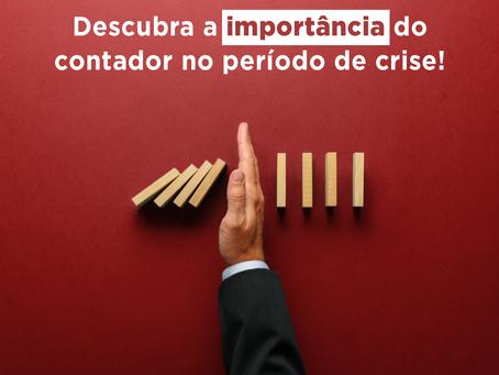 A importância do contador no período de crise