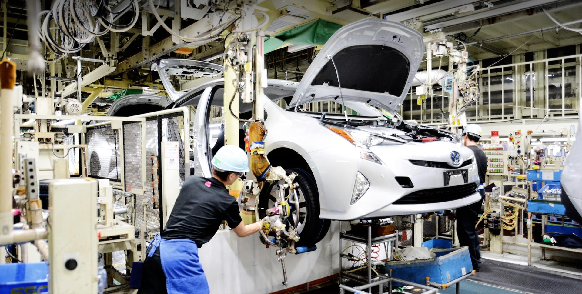Curso de Sistema Toyota de Produção