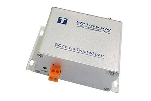 952 - Video Balun Ativo Transmissor 2400 Metros CF