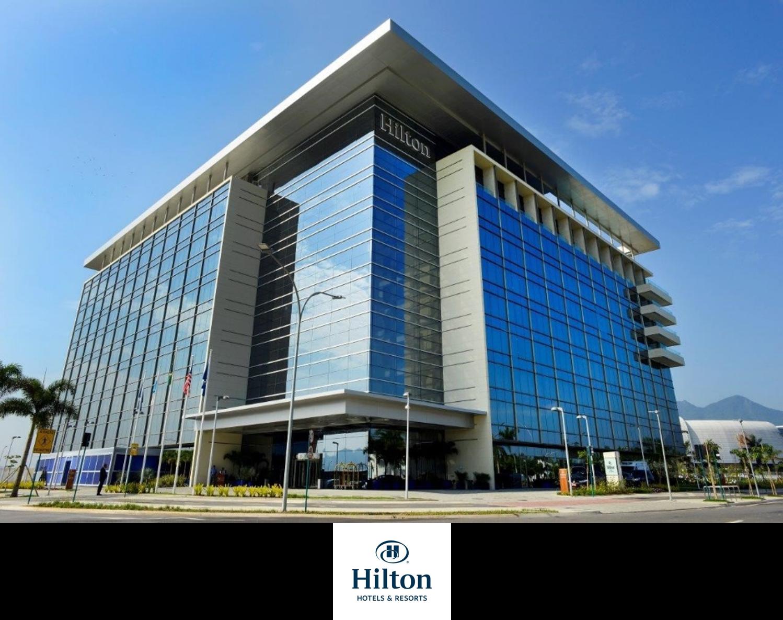 Cliente: Hilton Hotéis / Racional En