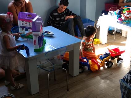 Grupo de Pesquisa e Assistencia ao Cancer Infantil - GPACI