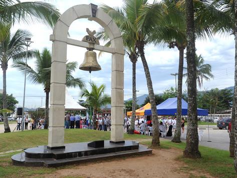 Marco da Paz será inaugurado dia 12 de agosto