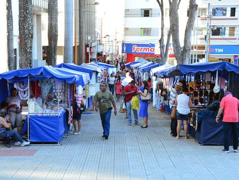 Prefeitura divulga calendário da Feira de Artesanato