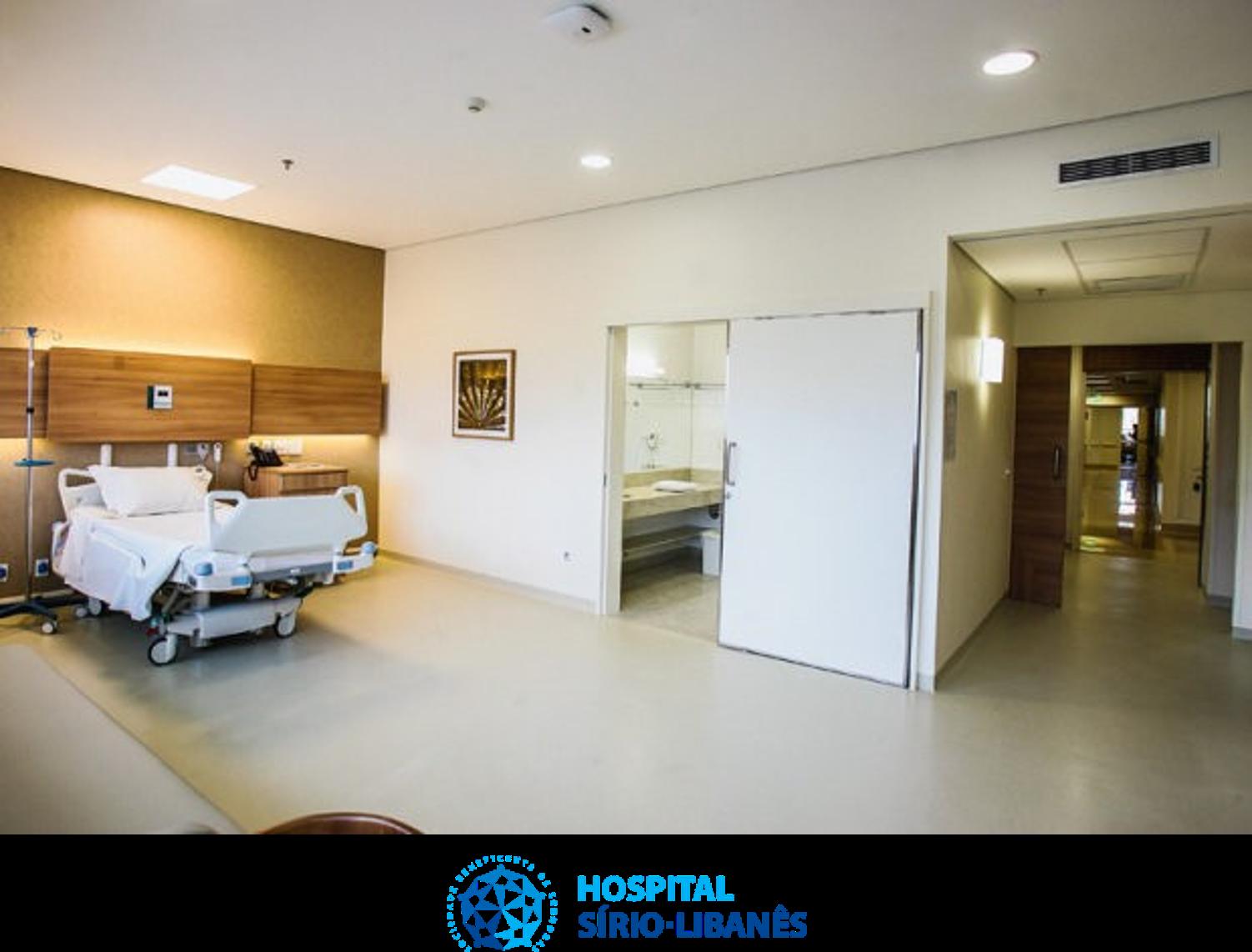 Cliente: Hospital Sírio Libanês