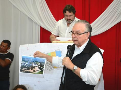 Prefeitura realiza reunião com moradores do Parque Vitória Régia 3