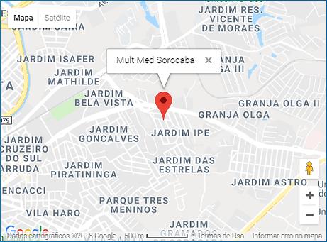Mult Med Sorocaba/SP