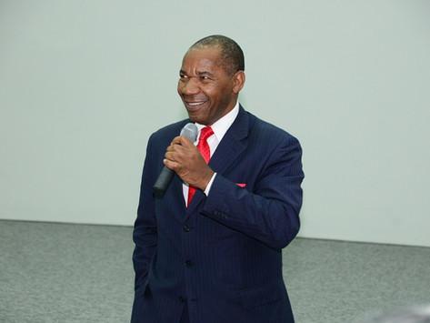 Diretor da 'Zumbi dos Palmares' faz palestra em Sorocaba