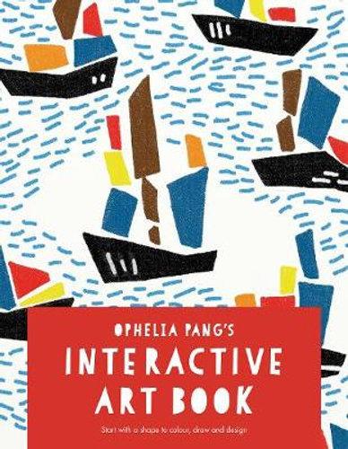 Ophelia Pang's Interactive Art Book