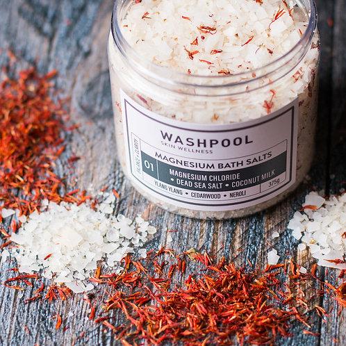 Ylang Ylang, Cedarwood and Neroli Magnesium Bath Salts