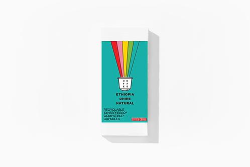 Ethiopia Natural Single Origin coffee pods by Stitch.Coffee