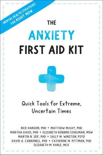 The Anxiety First Aid Kit