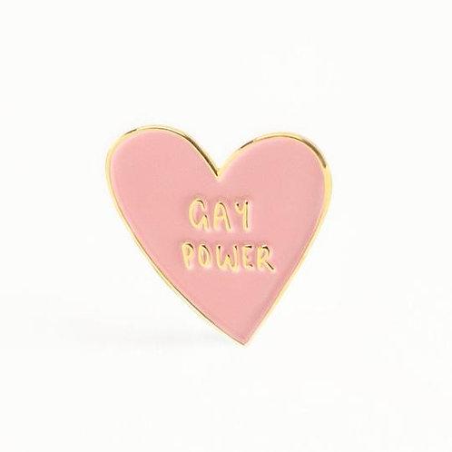 Gay Power Pin