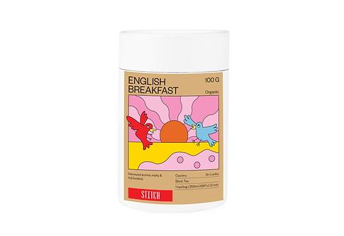Organic English Breakfast Tea 100g