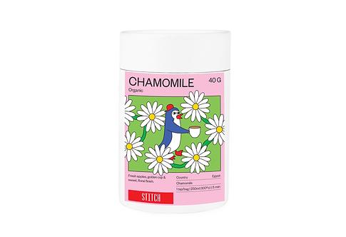 Organic Chamomile Tea by 40g