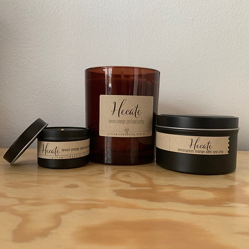 """Candle """"Hecate"""""""