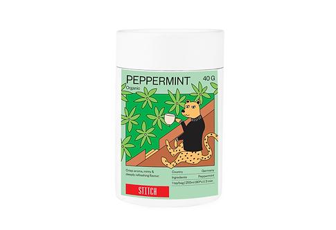 Organic Peppermint Tea 40g