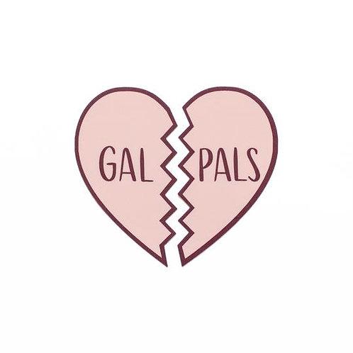 Gal-Pals Sticker