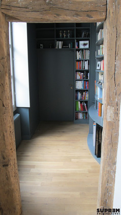 Appartement SEVIGNE - Bibliothèque
