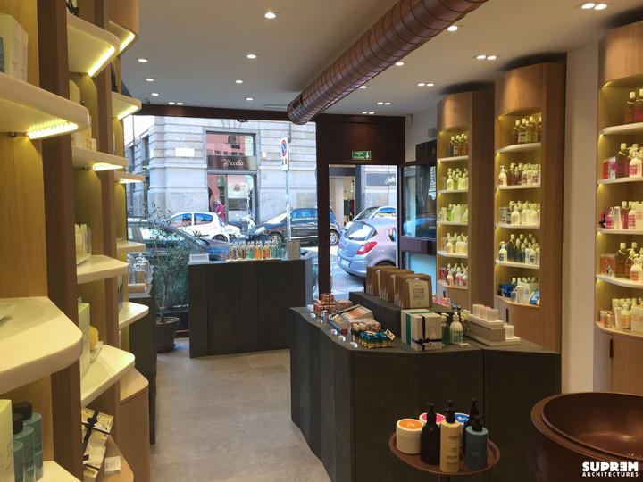 """Boutique """"Compagnie de Provence"""" MILAN - Photo de la boutique"""