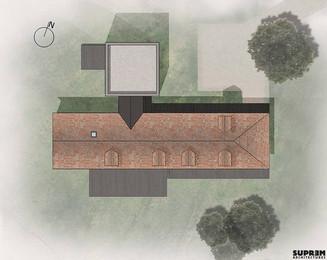 Maison MOULIN - Plan masse