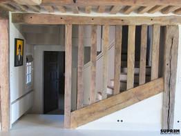 Maison TD - Escalier